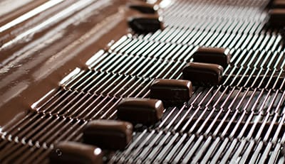 Chocolate Gift Production
