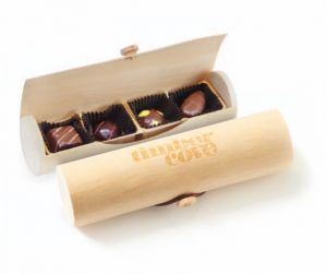 4-Piece Truffle Scroll Box