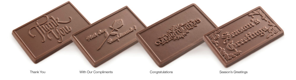 Chocolate stock molds