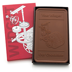 Custom Chocolate Bars