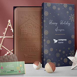 Holiday Chocolate Gifts