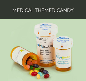 Medical Themed Candy