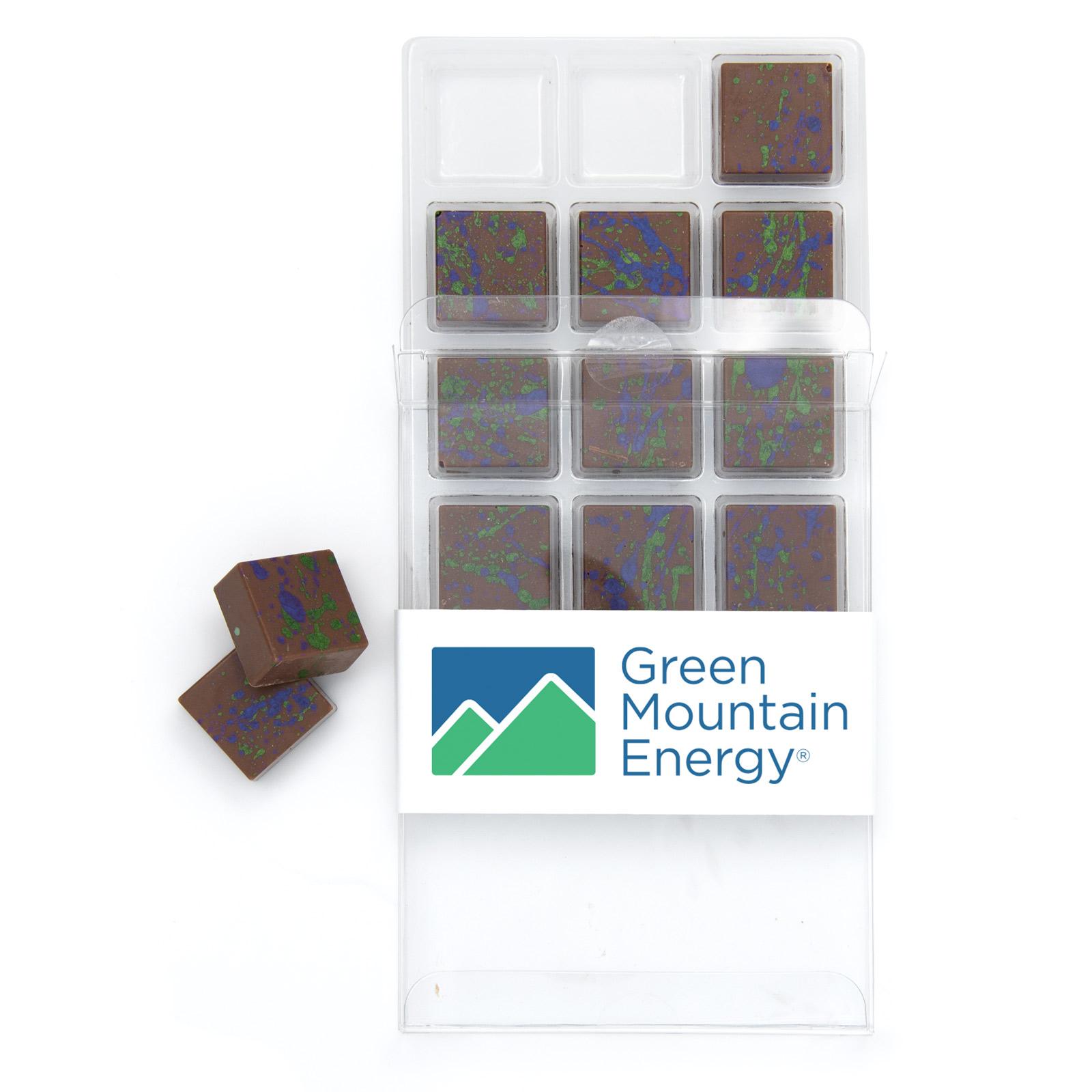 chocolate square set