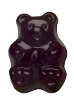 Black Cherry Gummy Bear