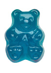 Blue Raspberry Gummy Bear