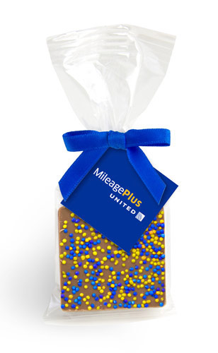 Chocolate Imprint Packaging