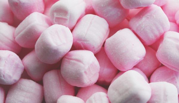Pink Buttermints
