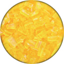 Yellow Sugar Crystals