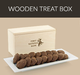 Wooden Treat Box